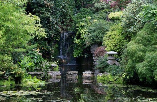 10 The Japanese Garden