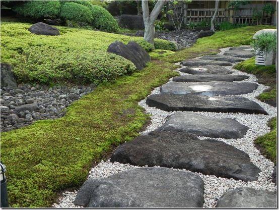 1. Japanese garden