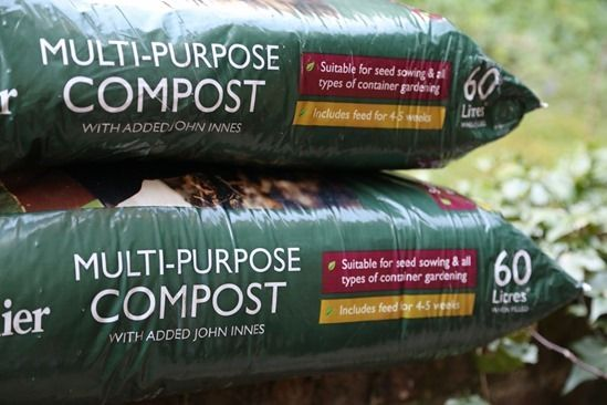 3 Multi-purpose compost