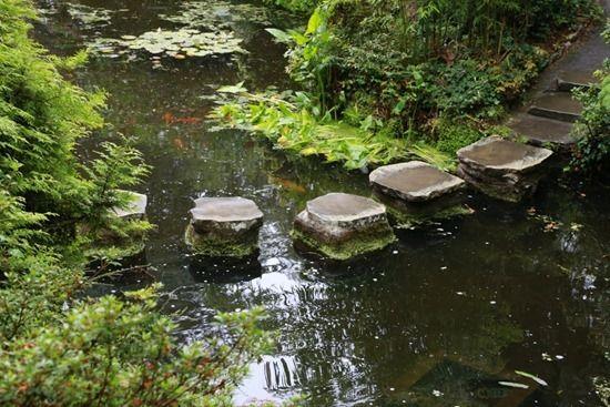 2 The Japanese Water Garden