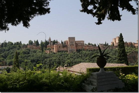3 The Alhambra from Carmen de la Victoria