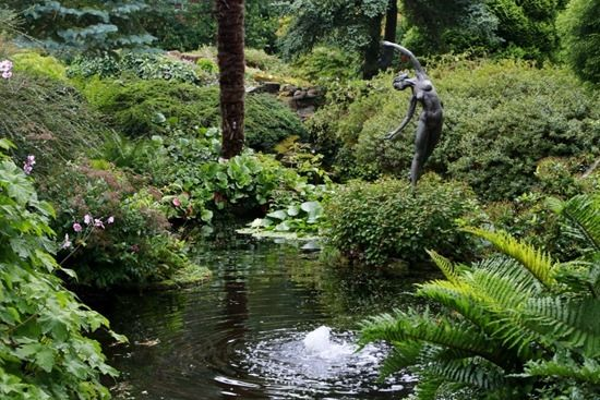 9 The Rock and Water Garden