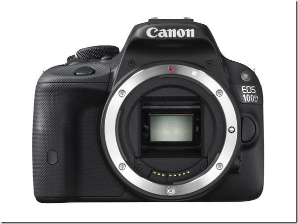 EOS 100D FRT, Canon EOS 100D, Rebel SL 1, Canon, Canon, Buyers guide, SLR, Camera,