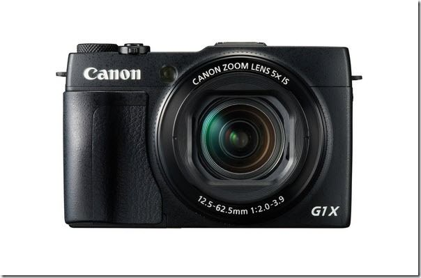 Canon G1X Mark II, compact camera, G1 X, Canon, Power Shot, Mk.II, Review,
