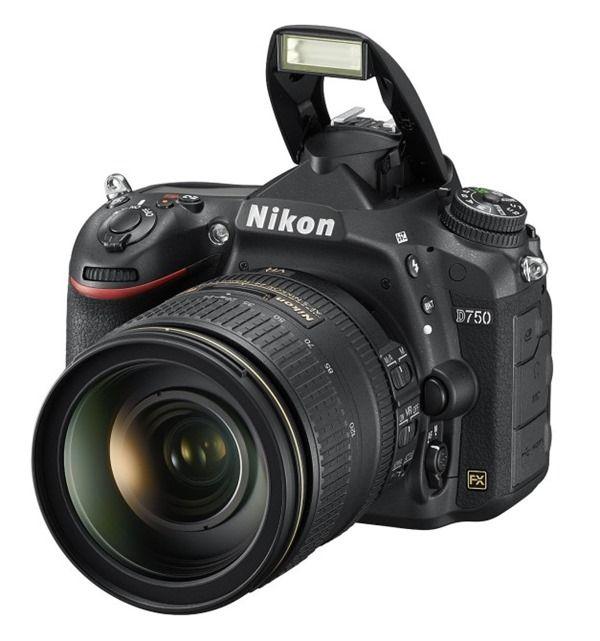 nikon D750, Photokina 2014