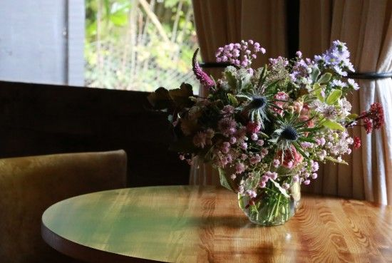 flowers for occasional tables