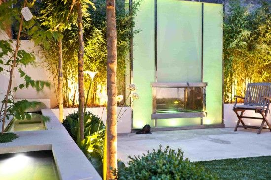 Contemporary Garden Designer London