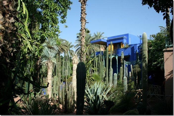 4 Villa Oasis Jardin Majorelle