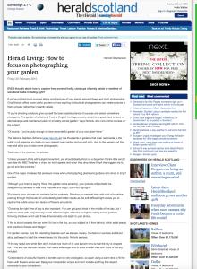 The Herald Scotland_Clive Nichols Feb 2015