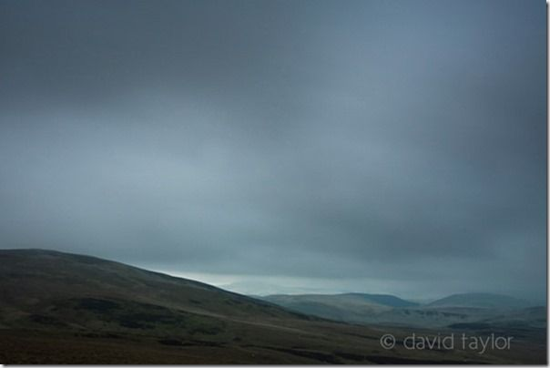 Storm evening clouds over the Cheviots area of the Ministry of Defence Otterburn Ranges, Northumberland National Park, England, Predicting Weather, Clouds, weather, light quality, Landscape, Nimbostratus