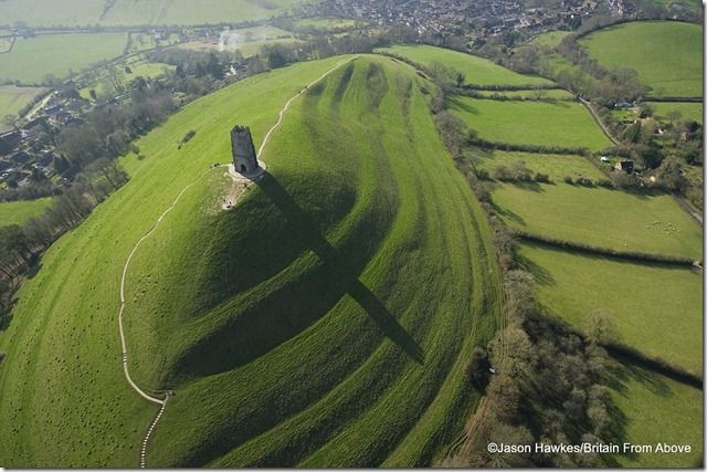 Myth and legend Some believe Glastonbury Tor in Somerset is the final resting place of King Arthur