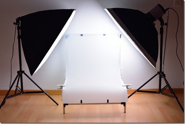 Light table and Studio lighting