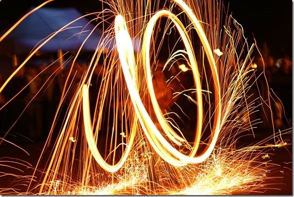 Firedance, Making The Most of Higher ISO
