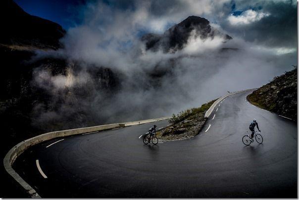Cyclist - Piotr Trybalski