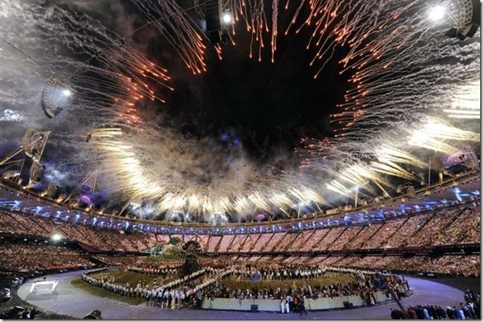 Lodon Olympic Games 2012.