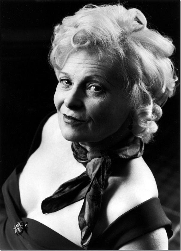 Dame Vivienne Westwood, 1999