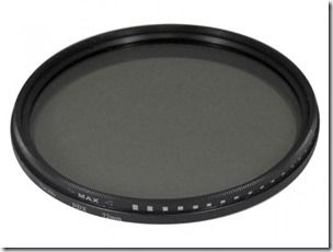 UltraPro 77mm Variable NDX Fader Filter ND2 - ND1000