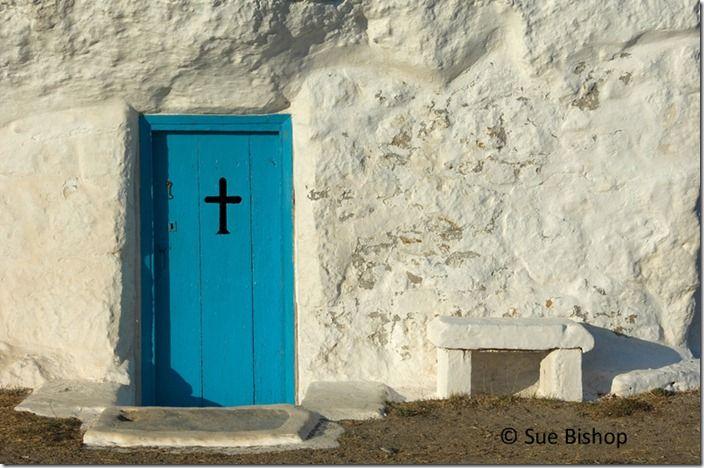 skyros door