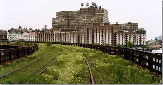 The Highline Garden