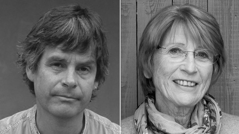 Dr Noel Kingsbury & Hilary Thomas