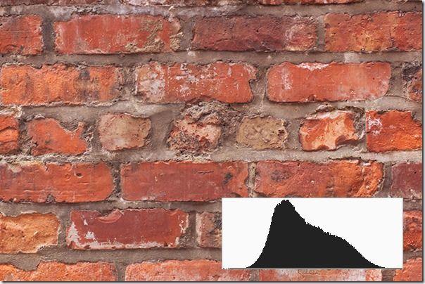 brick, Exposure, Lightmeter, Historgram, Exposure compensation, Exposure Modes, Exposure Bracketing, stops,