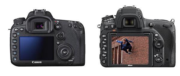 Canon & Nikon 2