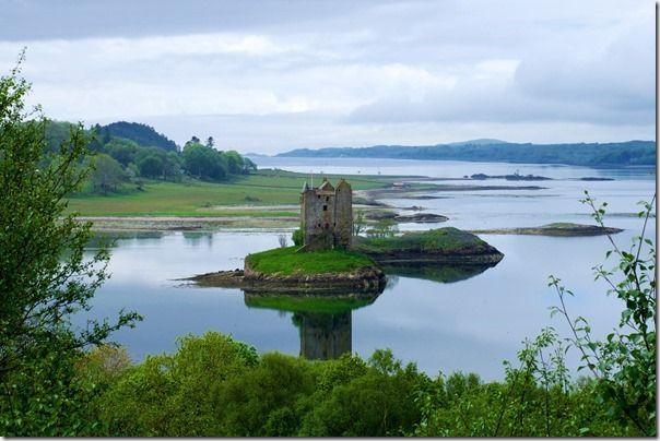 Castle Stalker, Argyll