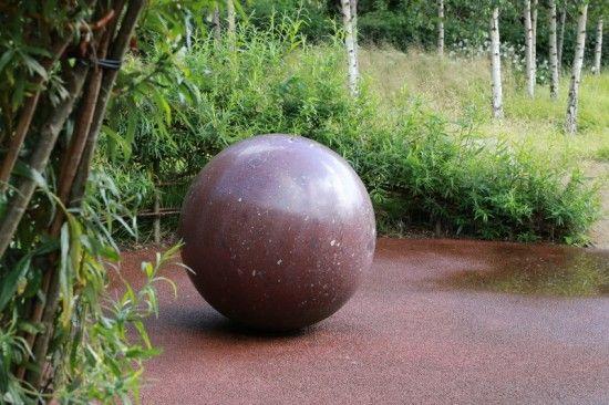 Marble orb