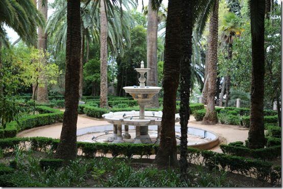 8 Old fountain at Carmen de los Martires