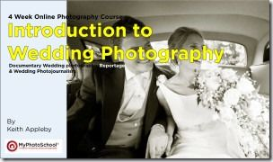 An Introduction to Professional Wedding Photography