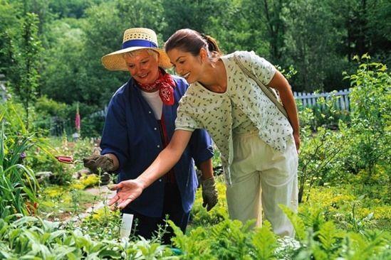 Gardening for generations