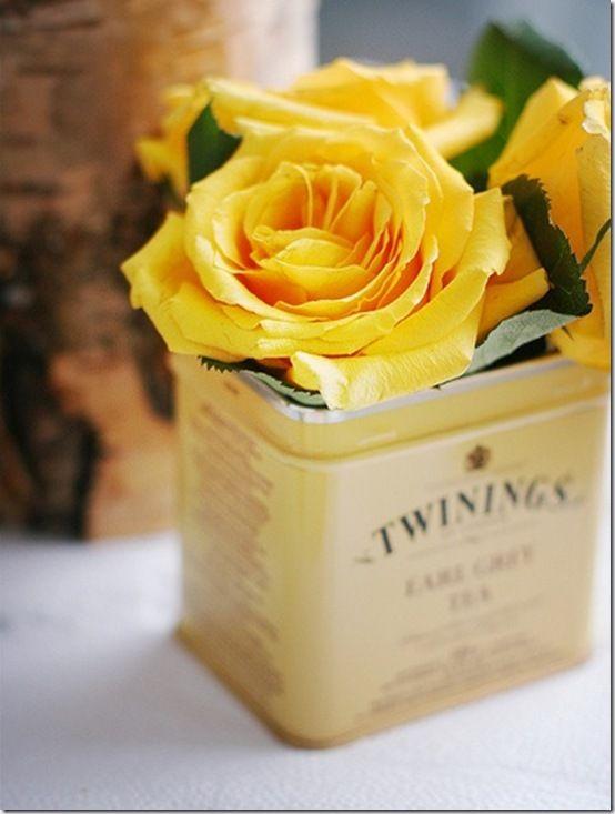 Yellow Rose on Pinterest