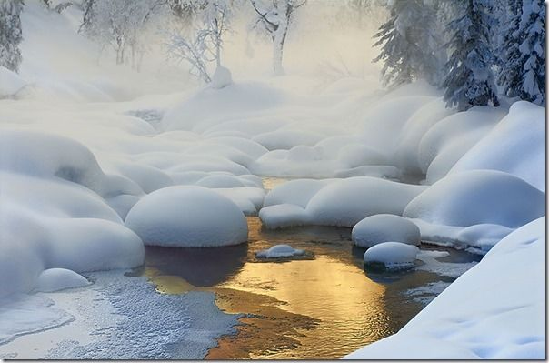 winter, landscapes, snow, frost, tips, better, photography