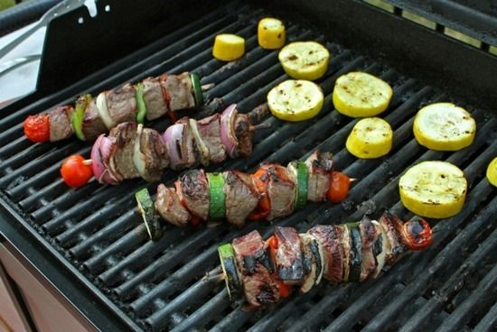 5 Heavy grills