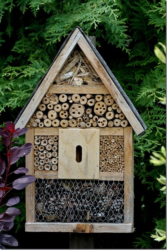 Insect hotel by Neudorff