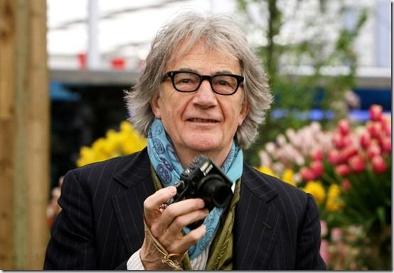 11 Sir Paul Smith at RHSChelsea