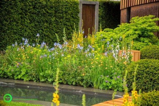 Homebase Garden Chelsea Flower Show 2015