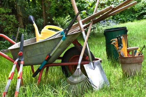 6 Essential Garden Tools MyGardenSchool