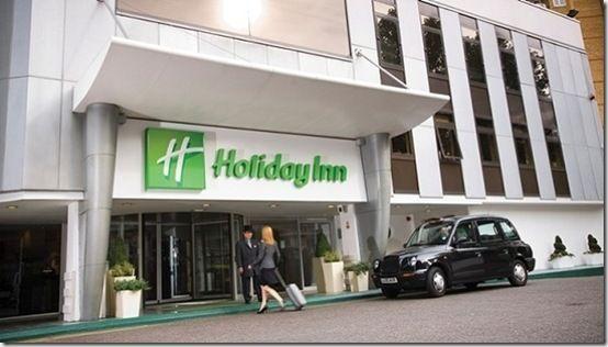 Holiday Inn London Kensington Forum - Exterior