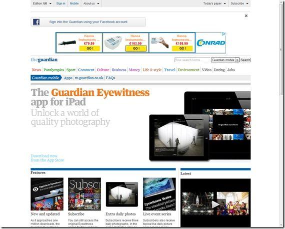 Guardian Eyewitness