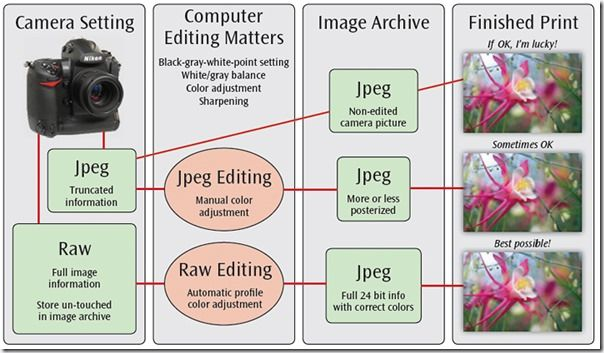 Raw vs JPEG, Raw Files, Camera Raw, JPG, JPEG,