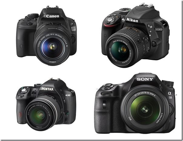 Entry level DSLR's,  Best, Beginners, DSLR Camera, Entry-level, entry, level, Camera, DSLR, SLR, Guide, Gift, Present, Christmas, Camera Review, Buyers Guide,